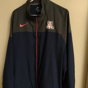 Nike DriFit Arizona Wildcats Jacket